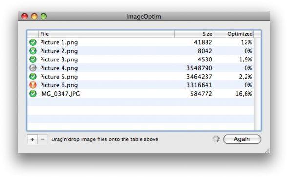 télécharger ImageOptim sur mac