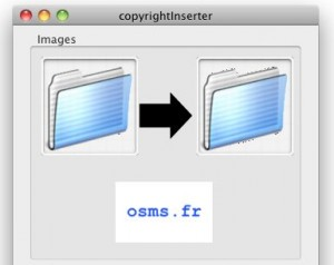 CopyrightInserter pour mac