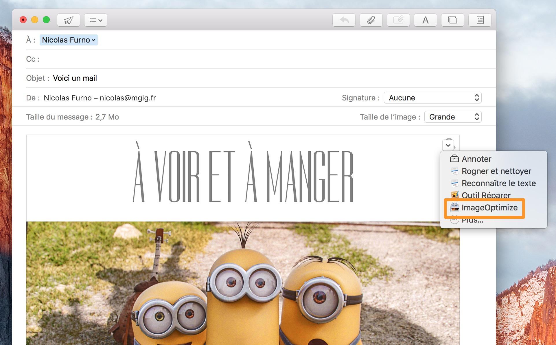 T l charger imageoptim mac le meilleur logiciel d for Le meilleur logiciel