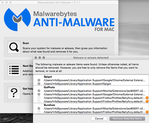 Comment utiliser Malwarebytes