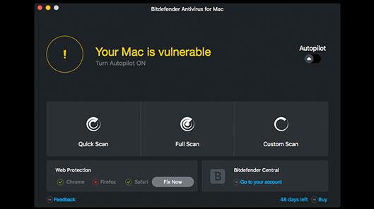 Quel antivirus choisir pour protéger son Mac en 2018?