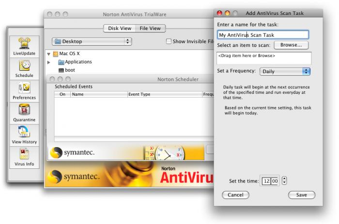 Quel est le meilleur antivirus mac 2018 ?