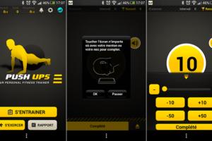 Quelles sont les meilleures applications de musculation sur iPhone?