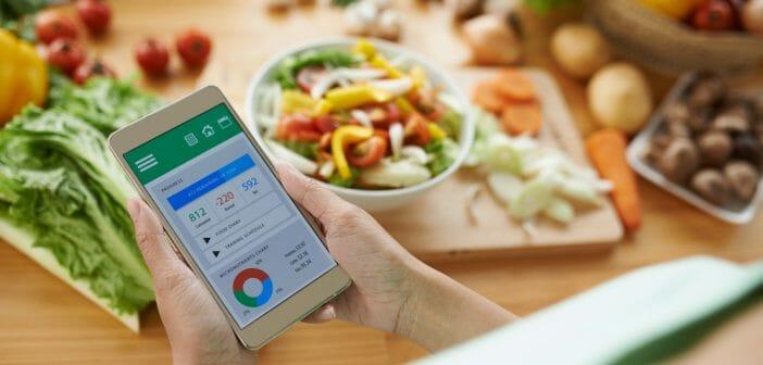 Quelle est la meilleure application sur iPhone pour perdre du poids facilement?
